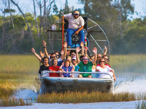 EVERGLADES PRIVATE AIRBOAT