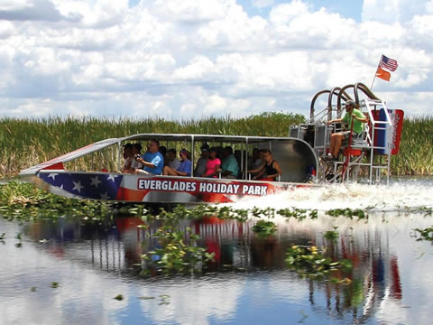 EVERGLADES TICKET HOLIDAY PARK