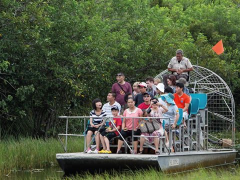 EVERGLADES TOUR RECREATION PARK